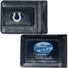 Indianapolis Colts Cash & Cardholder Wallet NFL Football FLMC050
