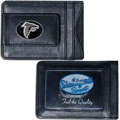 Atlanta Falcons Cash & Cardholder Wallet NFL Football FLMC070