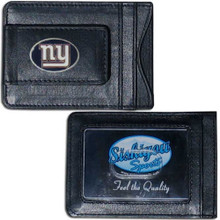 New York Giants Cash & Cardholder Wallet NFL Football FLMC090