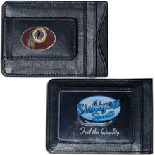 Washington Redskins Cash & Cardholder Wallet NFL Football FLMC135