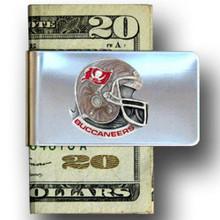 Tampa Bay Buccaneers Helmet Money Clip NFL Football FMC030