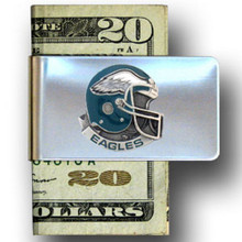 Philadelphia Eagles Helmet Money Clip NFL Football FMC065