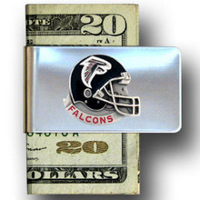 Atlanta Falcons Helmet Money Clip NFL Football FMC070