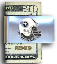 Tennessee Titans Helmet Money Clip NFL Football FMC185