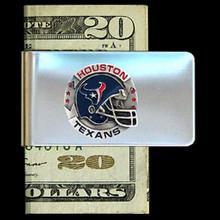 Houston Texans Helmet Money Clip NFL Football FMC190