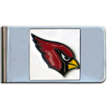 Arizona Cardinals Logo Money Clip NFL Football FMCL035