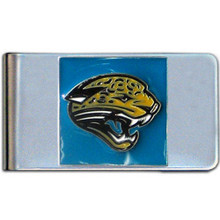 Jacksonville Jaguars Logo Money Clip NFL Football FMCL175