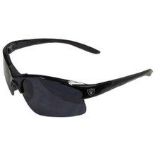 Oakland Raiders Blade Sunglasses