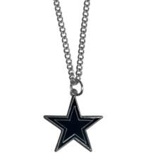 Dallas Cowboys Logo Necklace NFL Football FN055
