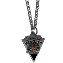 Cincinnati Bengals Pendant Necklace NFL Football FPC010