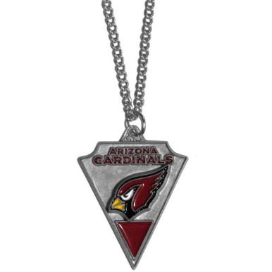 Arizona Cardinals Pendant Necklace NFL Football FPC035