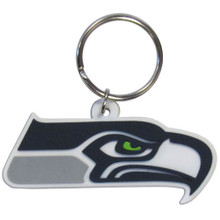 Seattle Seahawks Flex Key Chain NFL Football FPK155