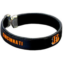 Cincinnati Bengals Fan Bracelet NFL Football FRB010