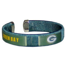 Green Bay Packers Fan Bracelet NFL Football FRB115