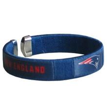 New England Patriots Fan Bracelet NFL Football FRB120