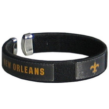 New Orleans Saints Fan Bracelet NFL Football FRB150