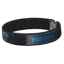 Carolina Panthers Fan Bracelet NFL Football FRB170
