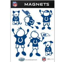 Indianapolis Colts Family Magnets NFL Football FRMF050
