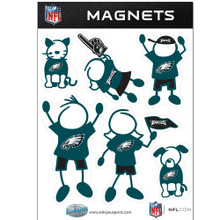 Philadelphia Eagles Family Magnets NFL Football FRMF065