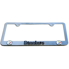 Pittsburgh Steelers License Plate Frame NFL Football FTF160