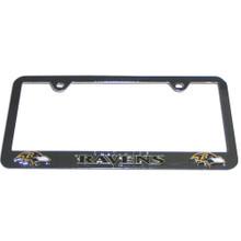 Baltimore Ravens License Plate Frame NFL Football FTF180
