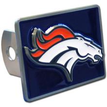 Denver Broncos Square Hitch Cover NFL Football FTH020SL