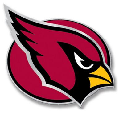 Arizona Cardinals Logo Hitch Cover NFL Football FTH035B2