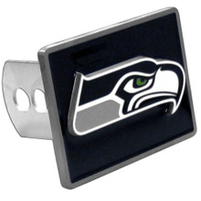 Seattle Seahawks Square Hitch Cover NFL Football FTH155SL