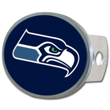 Seattle Seahawks Oval Hitch Cover NFL Football FTHO155