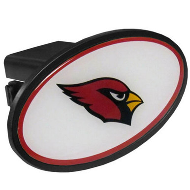 Arizona Cardinals Plastic Hitch Cover NFL Football FTHP035