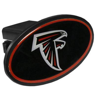 Atlanta Falcons Plastic Hitch Cover NFL Football FTHP070