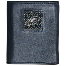 Philadelphia Eagles Gridiron Trifold Wallet NFL Football FTRD065