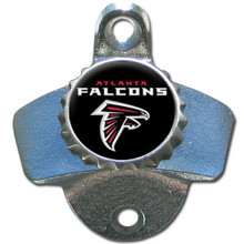 Atlanta Falcons Wall Bottle Opener NFL Football FWBO070