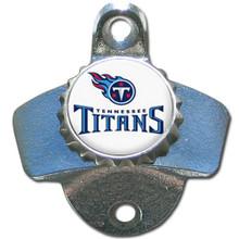 Tennessee Titans Wall Bottle Opener NFL Football FWBO185