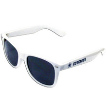 Dallas Cowboys White Sunglasses NFL Football FWSG055W
