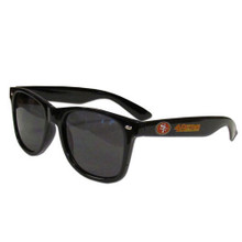 San Francisco 49ers Beachfarer Sunglasses NFL Football FWSG075