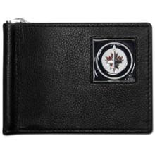 Winnipeg Jets Bill Clip Wallet NHL Hockey HBCW155