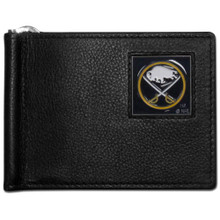 Buffalo Sabres Bill Clip Wallet NHL Hockey HBCW25