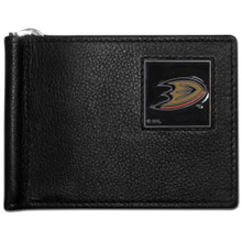 Anaheim Ducks Bill Clip Wallet NHL Hockey HBCW55