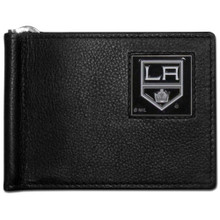 Los Angeles Kings Bill Clip Wallet NHL Hockey HBCW75