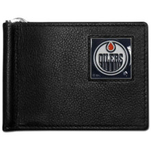 Edmonton Oilers Bill Clip Wallet NHL Hockey HBCW90