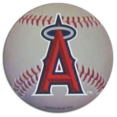 Anaheim Angels Large Baseball Magnet MLB Baseball B5RM010