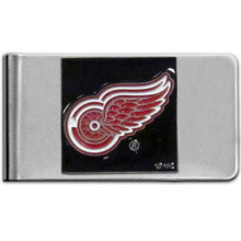 Detroit Red Wings Logo Money Clip NHL Hockey HMCL110