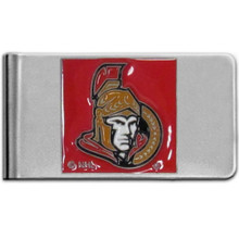 Ottawa Senators Logo Money Clip NHL Hockey HMCL120