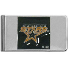 Dallas Stars Logo Money Clip NHL Hockey HMCL125