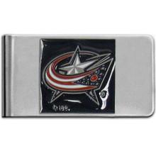 Columbus Blue Jackets Logo Money Clip NHL Hockey HMCL130