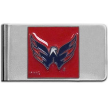 Washington Capitals Logo Money Clip NHL Hockey HMCL150