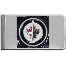 Winnipeg Jets Logo Money Clip NHL Hockey HMCL155