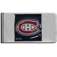 Montreal Canadiens Logo Money Clip NHL Hockey HMCL30