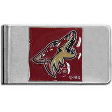 Phoenix Coyotes Logo Money Clip NHL Hockey HMCL45